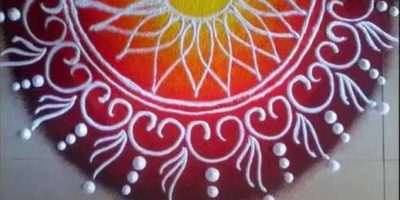 Latest Designs Rangoli